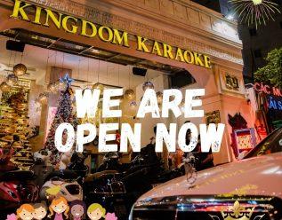 kingdom karaoke dat tiec