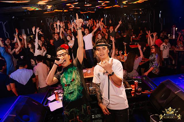 các quán bar ở Sài Gòn